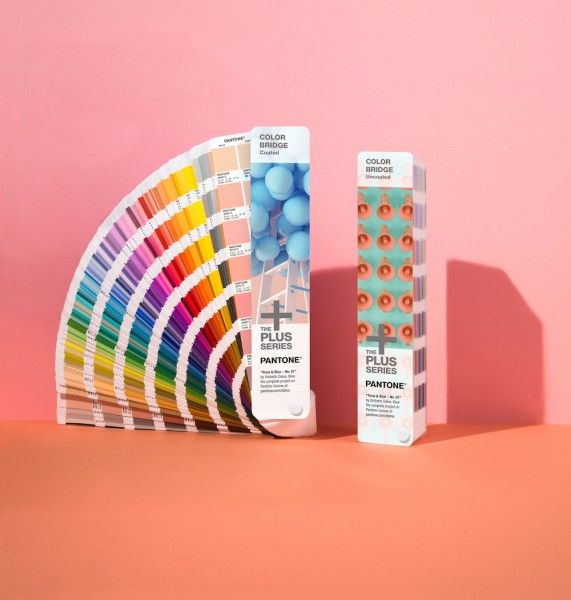 Pantone Matching Systemexperts, meet your soulmate. Inka Mathew, a graphic designer from Houston, is the color queen behind theTiny PMS Match.