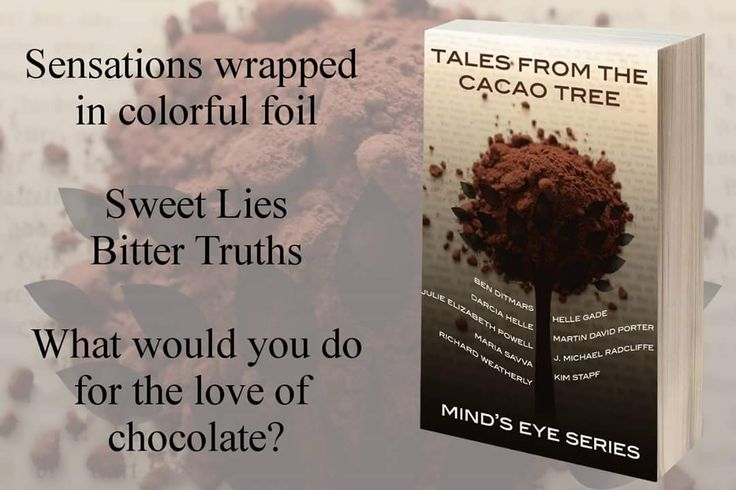 Woohoo! Today is released day for Tales From The Cacao Tree