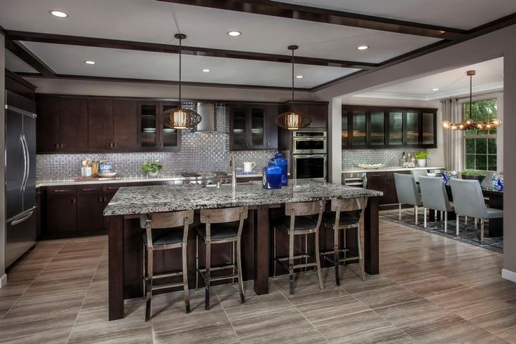 Tripointe Fairwind Huntington Beach  Residence 3 - Kitchen