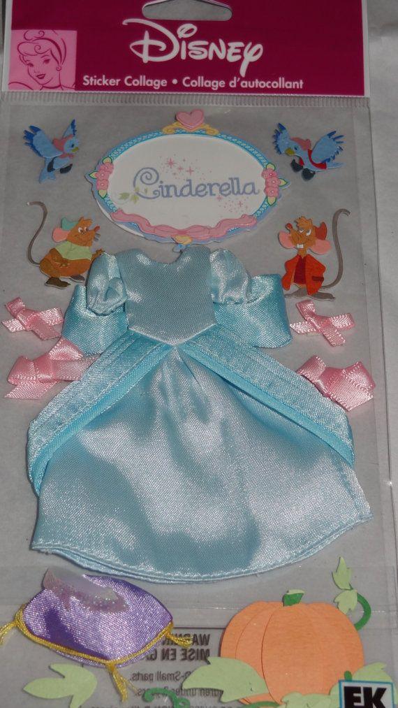 EK Jolee's Boutique Disney Princess CINDERELLA by ...