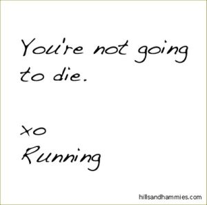 XO Running.... Love this and love to run!  Can't wait for the warmer weather so I can run outside again!!!!!