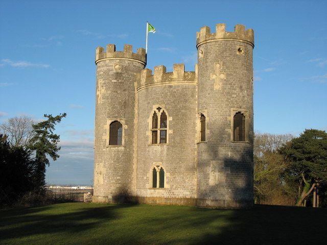 Severndroog Castle Tea Room