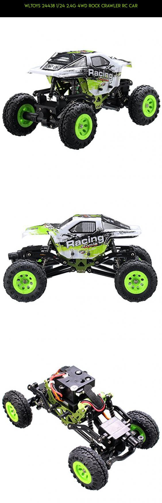 WLtoys 24438 1/24 2.4G 4WD Rock Crawler RC Car #parts #fpv #24438 #gadgets #wltoys #products #camera #plans #tech #kit #technology #shopping #racing #drone