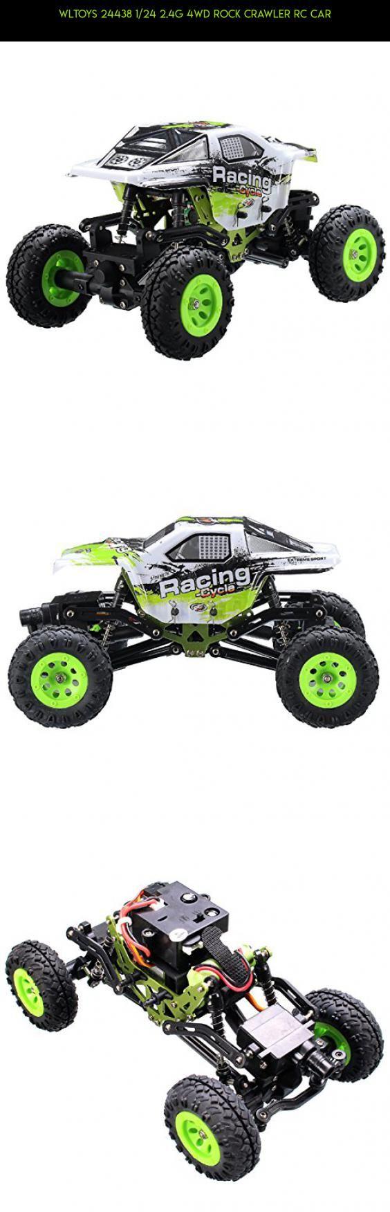 Wltoys 24438 1 24 2 4g 4wd rock crawler rc car parts fpv
