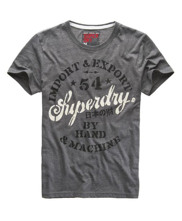 Superdry Mens AW13 T-shirts - Baddesigner®