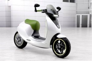 Smart e-Mobility's Electric Scooter