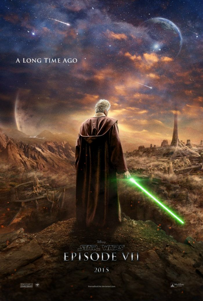 Disney to Reveal Big STAR WARS: EPISODE VII News at D23 Expo? — GeekTyrant