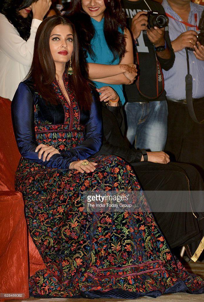 Aishwarya Rai Bachchan during 49th World Congress on Dance Research, in Mumbai.