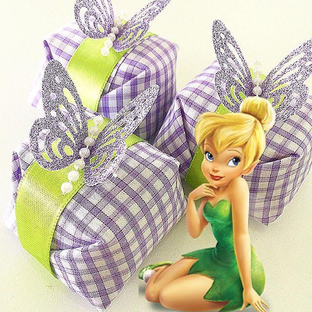 Festa Infantil Tinker Bell. Personalizados por @prendaminhaprenda