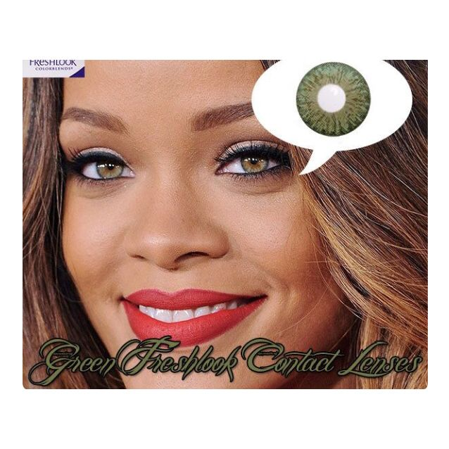 We couldn't all be born with Rihanna's gorgeous eyes, but contact lenses are the next best thing! Have fun, change up your look and try out our Freshlook contact lenses at www.chiccontacts.com ✨#chiccontacts #contactlenses #circlelenses #eyes #bigeyes #freshlook #contacts #circlelens #beautiful #gorgeous #amazing #eyemakeup #beauty #makeup #fashion #pretty #love #girly #followme #cosplay #anime #coloredcontacts #coloredcontactlenses #lentillas #lentillasdecolor #beautiful