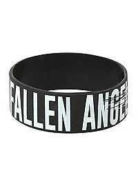 HOTTOPIC.COM - Black Veil Brides We Scream We Shout Rubber Bracelet