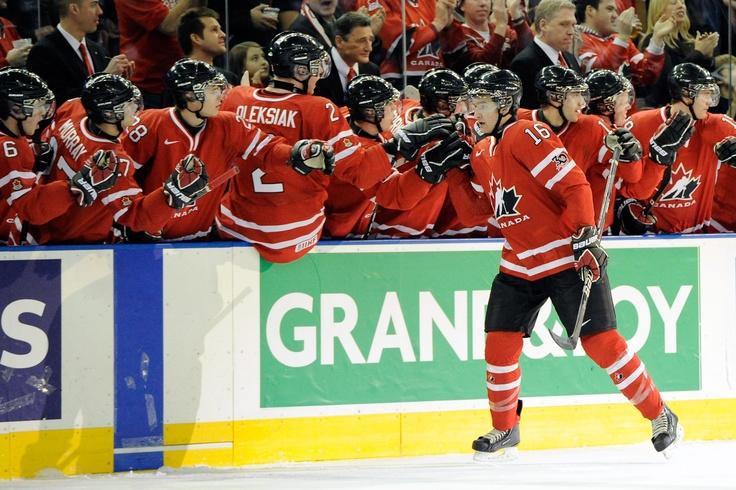 Team Canada at the 2012 world junior hockey championship