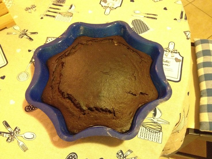 Super torta al cioccolato fondente home-made