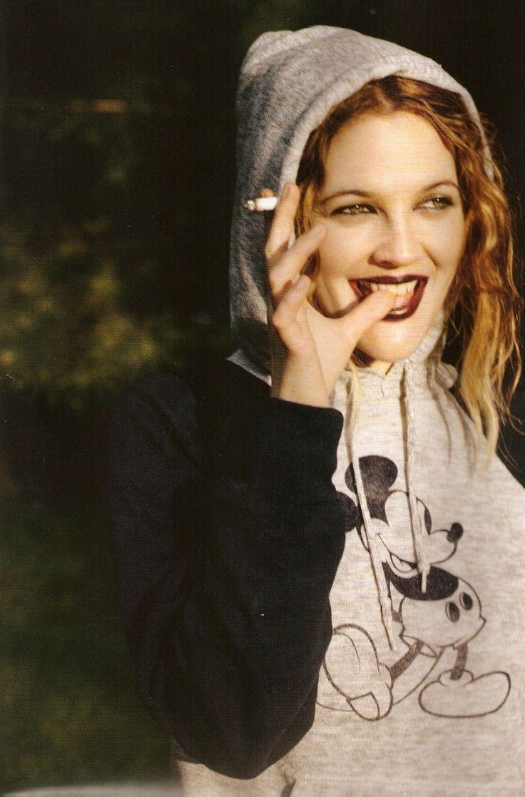 a-state-of-bliss:  Pop Magazine Wint 2008 - Drew Barrymore by Alasdair McLellan