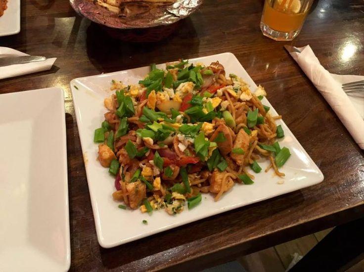 Pyszny, kolorowy obiad. :) Namaste India http://www.namasteindia.pl/ http://namasteindiarestauracja.wordpress.com/ Zdjęcie opublikowała Anaa na Zomato.com