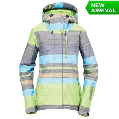 LOVE THIS. Roxy Meridian Jacket Womens Insulated Snowboard Jacket 2013