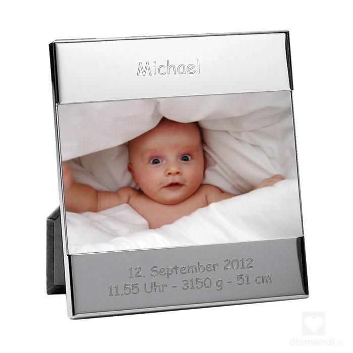 #gift #love #mothersday #engraving #gravur #geschenk #hochzeit #trauzeugin #liebe #mutter #mother #geschenkidee      personalised silver picture frame - Versilberter Fotorahmen mit Namensgravur für junge Mutter?
