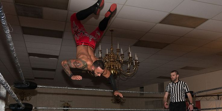 WWE Rumors: Ricochet signing with WWE soon; Other Lucha Underground stars joinin...