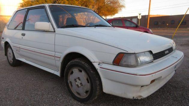 GTI Alternative: 1987 Toyota Corolla FX16 GT-S #USA #Projects, #Toyota - https://barnfinds.com/gti-alternative-1987-toyota-corolla-fx-16-gts/