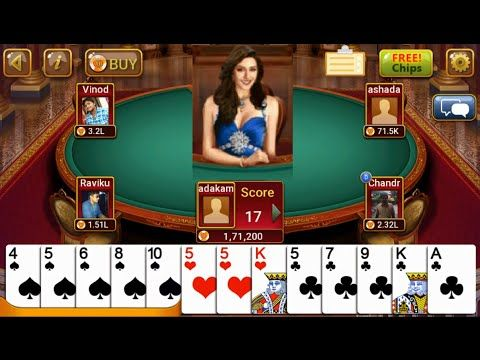 play rummy online free with friends