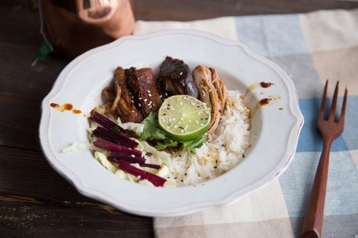 Mijoteuse : Le MEILLEUR filet de porc à l'asiatique - Cinq Fourchettes