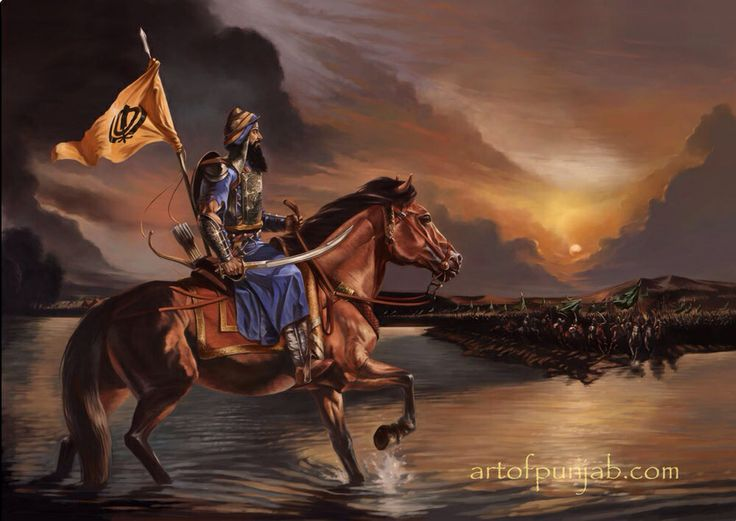 Sikh Warriors