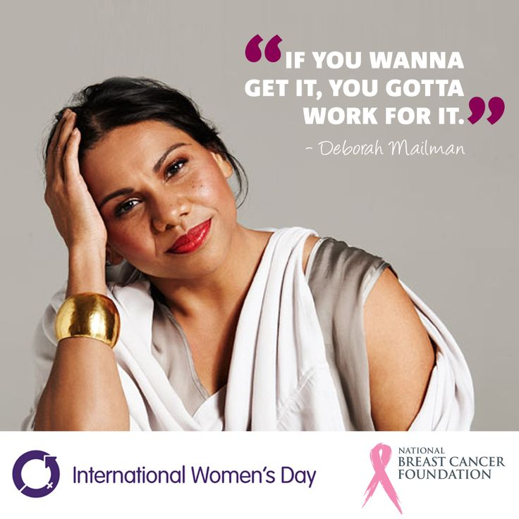 With International Women's Day coming up on Tuesday, we're highlighting amazing and inspiring women each day.  Deborah Mailman is one of Australia's most celebrated television and film actresses, and was the first Indigenous Australian actress to win the Australian Film Institute Award for 'Best Actress in a Leading Role'.  #IWD2016 #DeborahMailman #actress