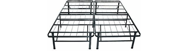Zinus Sleep Master Platform Metal Bed Frame/Mattress Foundation Queen $59.00 (amazon.com)