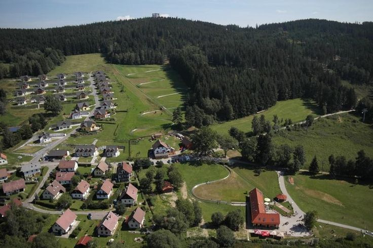 Ski Areal Lipno nad Vltavou - Czech Republic