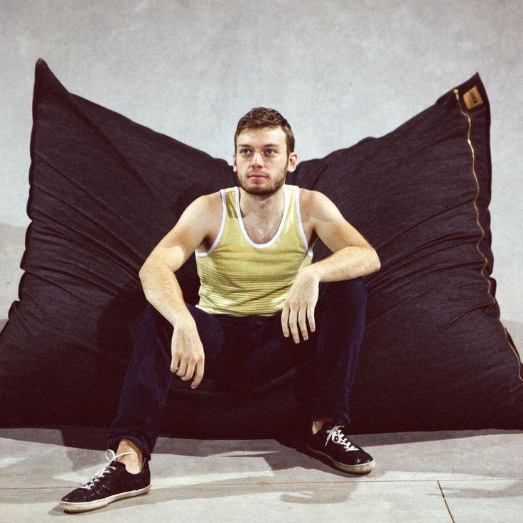 Jaxx Pillow Saxx In Cone Denim