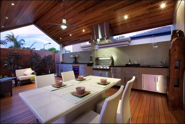 A gallery of Built in bbq and outdoor kitchens perth |