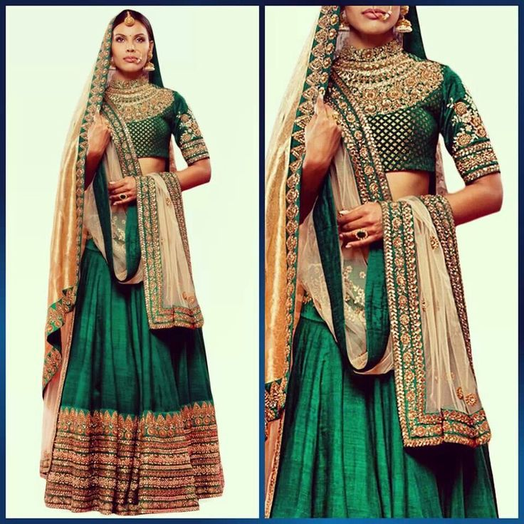 she is making blouse similar to this. can also get matching lengha and dupatta for complete outfit.