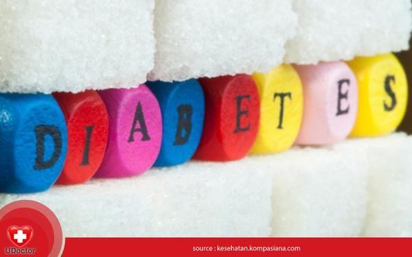 Mitos: Diabetes bs sembuh. Fakta: Tdk bs sembuh, tp sangat mungkin menjalani kehidupan normal. #UDoctorFacts