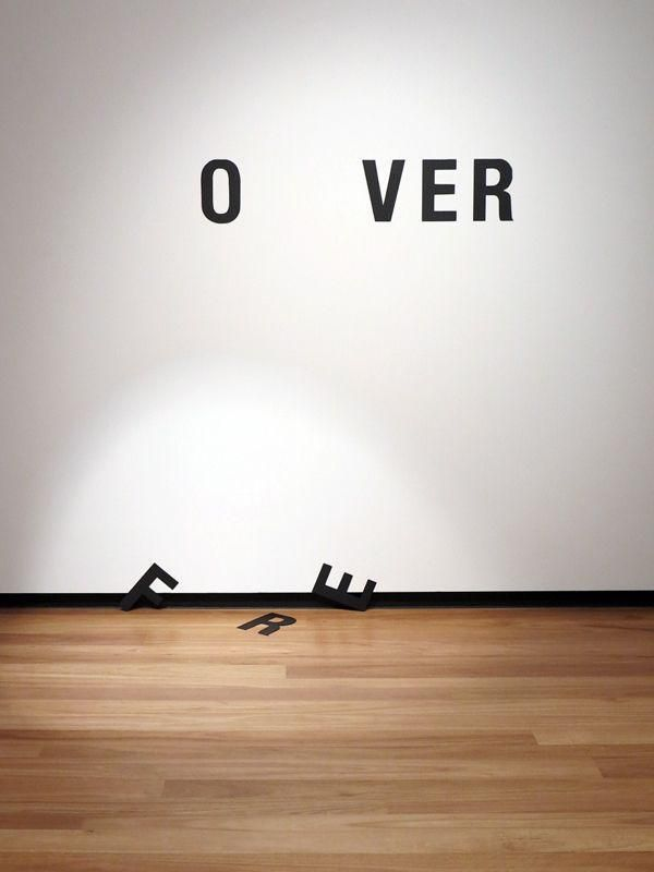 Over. Picture Quotes.