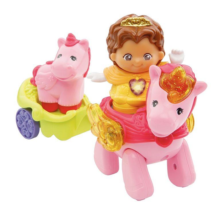Tut Tut Copains - La licorne magique de Claire, la princesse aventurière