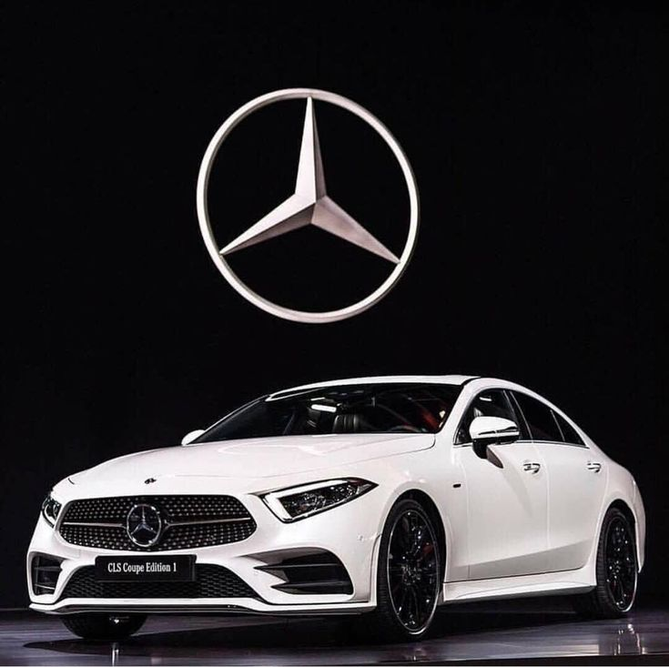 new CLS coupe