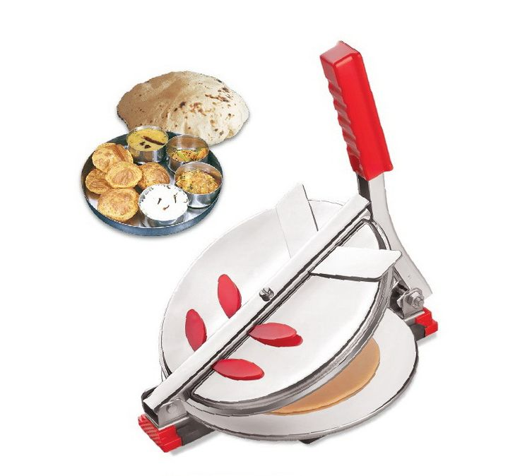 Get your work done easily and quickly! Puri and Roti making machine for Rs.299   Zordaar.com
