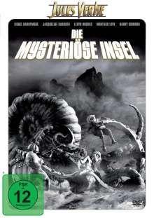 Jules Verne: Die mysteriöse Insel, DVD