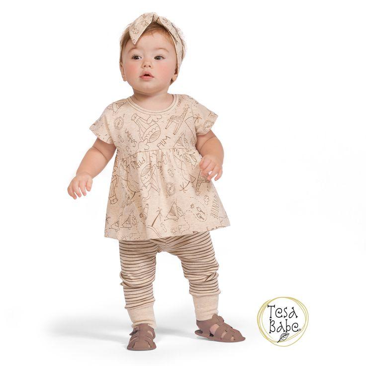 Pink Flower Spring Baby Girl 3 6 9 12 18 24 Month ClothesTesa Babe SS19-2 Flower Girl Bodysuit Short Sleeve Baby Girl Romper Spring romper