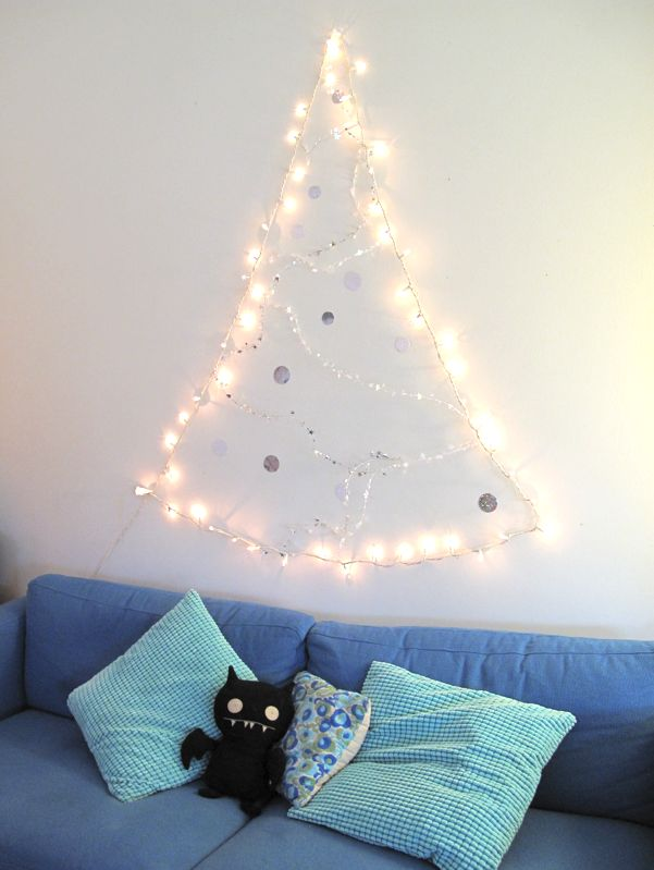 Unconventional Christmas Tree For Christmas