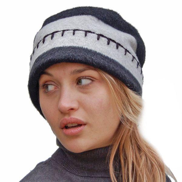 Trading post blanket hat with hand stitched blanket edge.  #madeincanada  #hat #winterlodge