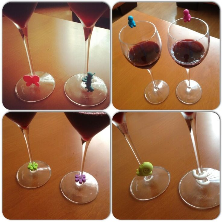 Accesorios para tus copas de vino