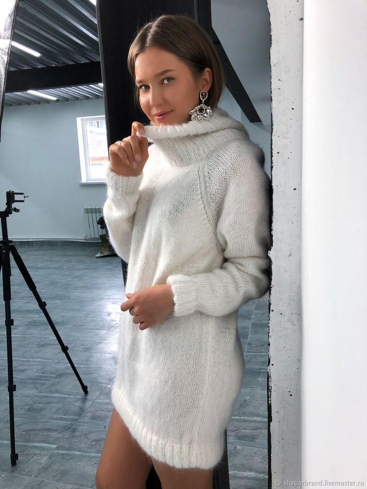 Sexy Fuzzy Soft Women's Stretchable Sweater