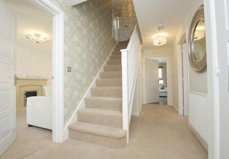 Home Hallway Design Ideas: Orchard Place (Evesham)