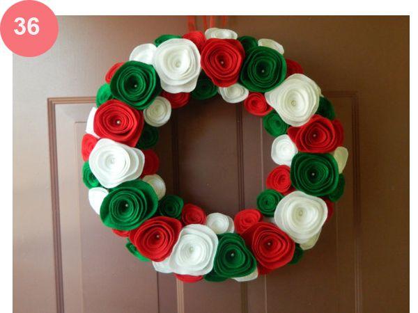 Decoração de Natal - 40 Ideias simples - AQUI TEM De TUDO - VERA MORAES