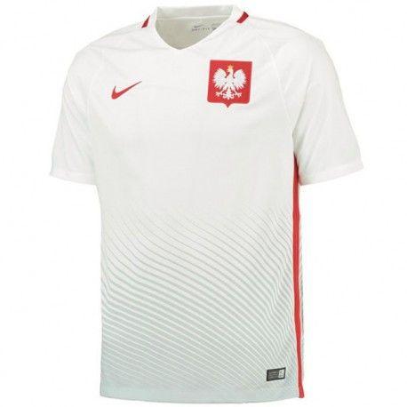 Maillot Pologne Euro 2016 Extérieur