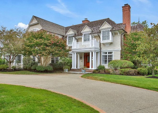 Classic Shingle Style Home for Sale   Home Bunch   Interior Design Ideas. 778 best images about Exterior Beautiful Homes on Pinterest