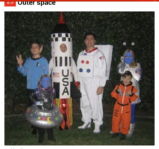 Outer space halloween costume idea space themed vbs for Outer space outfit