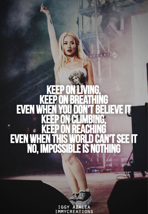 iggy azalea quotes tumblr - Buscar con Google
