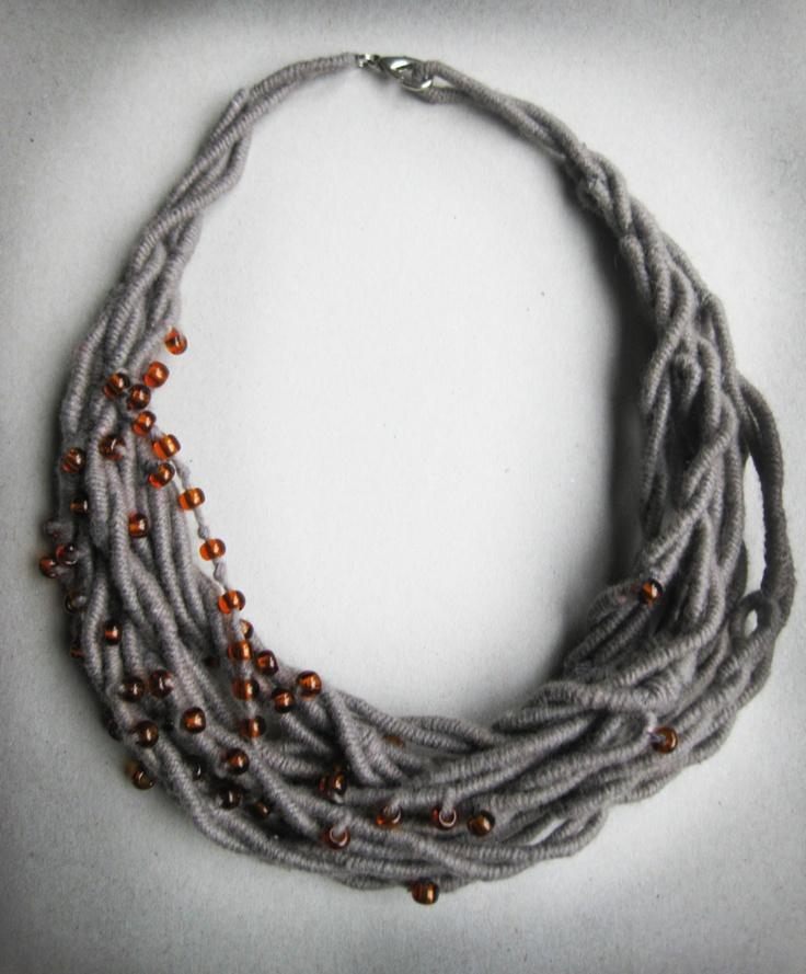 Colier (Rezervat) de lida.accessories Breslo